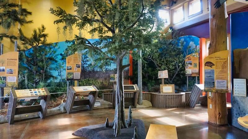 Nature Discovery Center at Circle B Bar