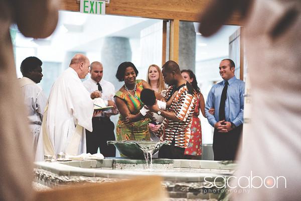 Ed Baptism