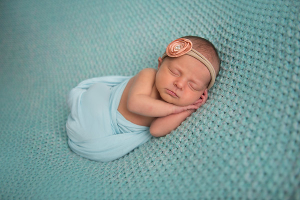 Skye Newborn Session