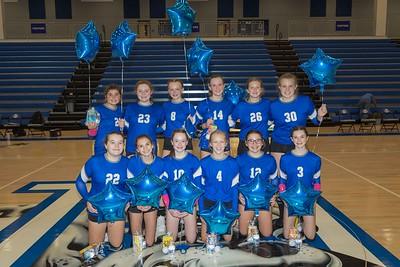 DMS Girls Volleyball 10-05-2020