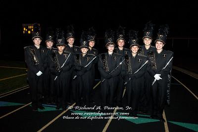 Iroquois Senior Night - Band Football Cheer
