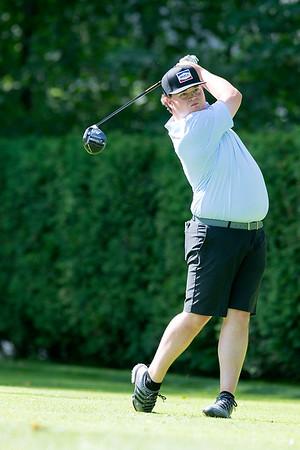 LOWELL -- City Golf final round, June 22, 2019