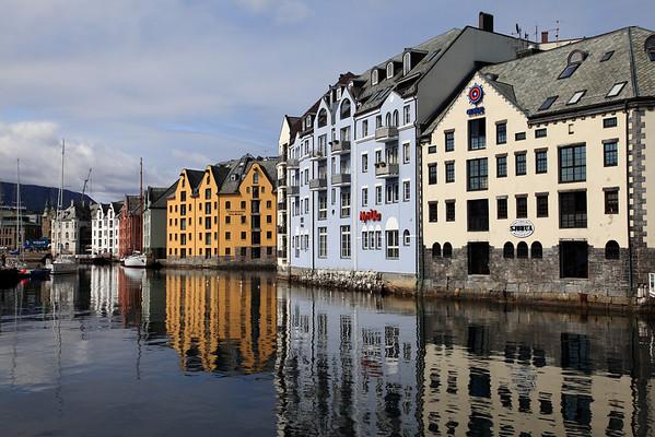 Norway, Alesund - Geiranger