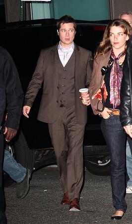 2009-04-30 - Brad Pitt