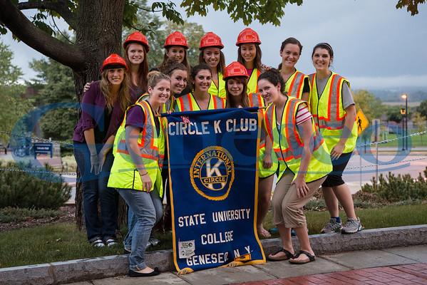 Circle K group photo
