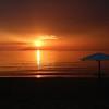 Lemnos Sunset Shady Beach
