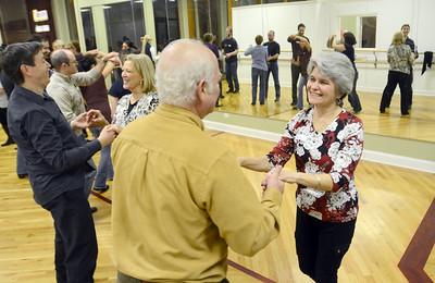 Swing dance classes start up