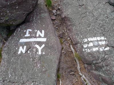 19 MIle AT Hike 4-2012