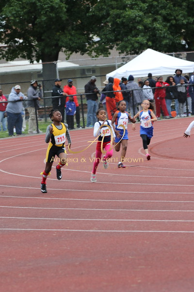 Champs: 8 & Under Girls 200M