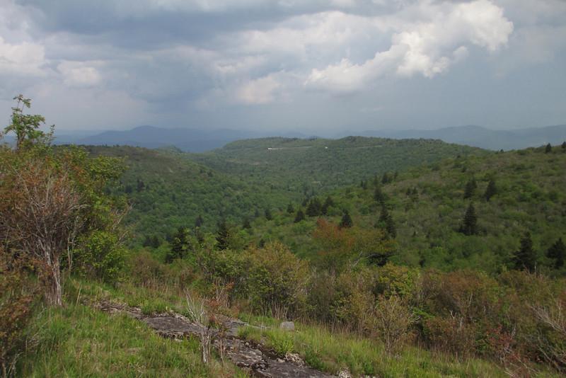 Mountains-to-Sea Trail (5,850')