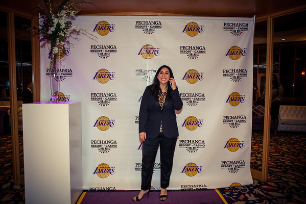 Lakers VIP event