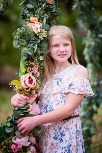 Floral Arch April 2021 - Stewart