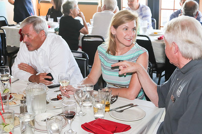 Social & Dinner, July 2017