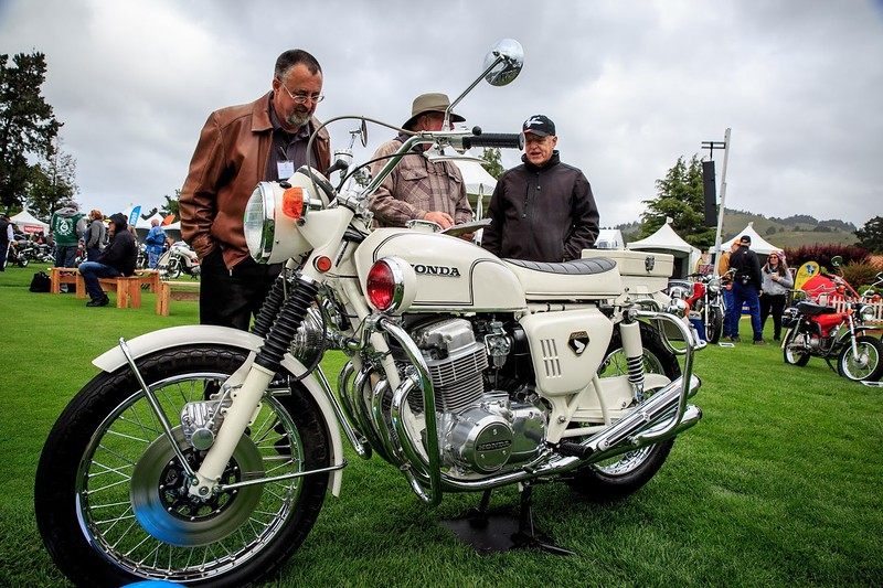 Quail Motorcycle Gathering - Honda CB750P.jpg