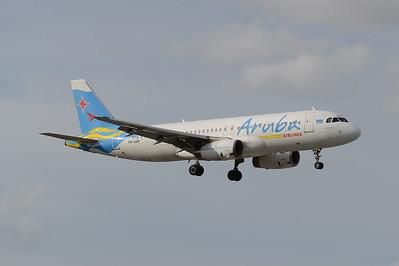 Aruba Airlines (AG/ARU)