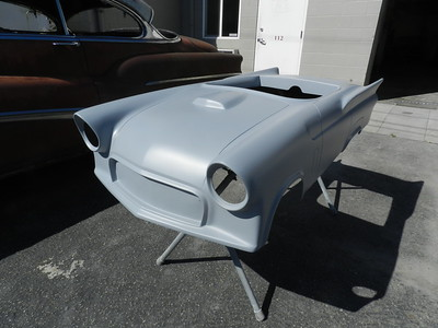 1957 Thunderbird Junior Restoration - Brett Sargent