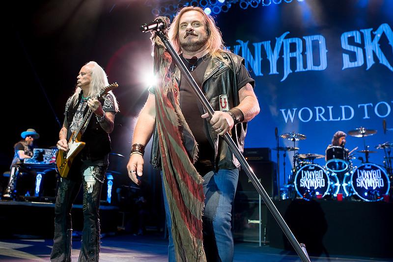 Lynyrd Skynyrd at Ironstone