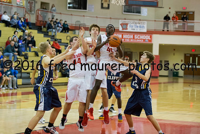 12/23/2016 Wilson Boys JV vs Cedar Cliff