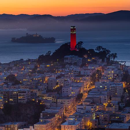 San Francisco ~ Squares