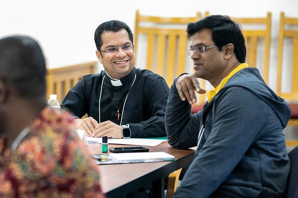 World Priest Program: Oct. 2021