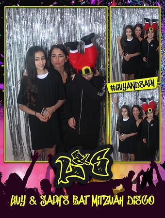 Livy & Saph Bat Mitzvah Disco 09.12.18