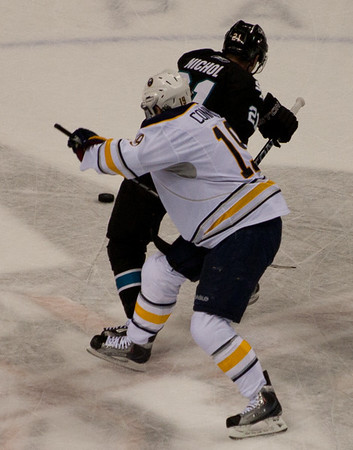 San Jose Sharks vs Buffalo Sabres