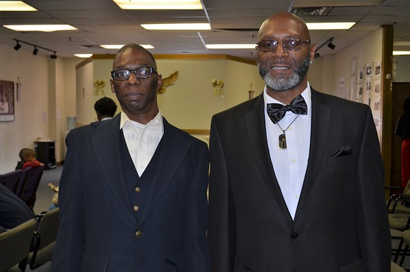Kelvin & Gloria Kimble Wedding