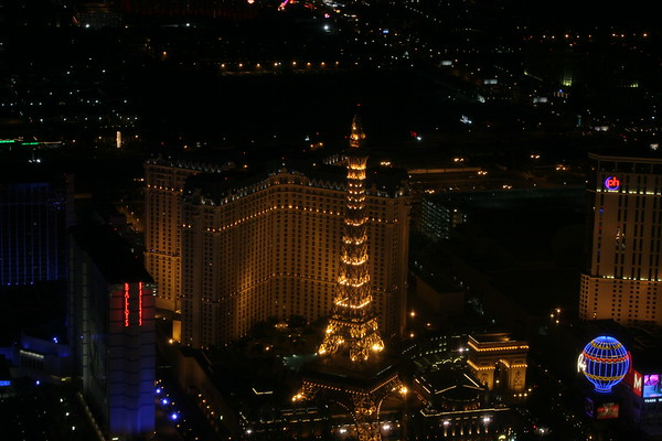 Las Vegas, Anniversary Helicopter Tour, July 2007