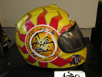 Ride2Adv-Helmet Art