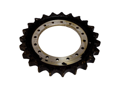 JCB JS 130 SERIES YEAR 2000-2007 FINAL DRIVE SPROCKET 16 HOLE 23T