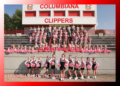 Columbiana Little Clippers