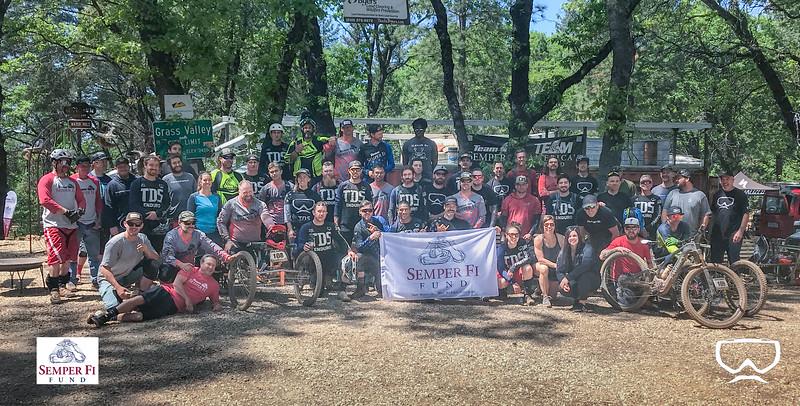 2019 Semper Fi Fund Mtb Camp