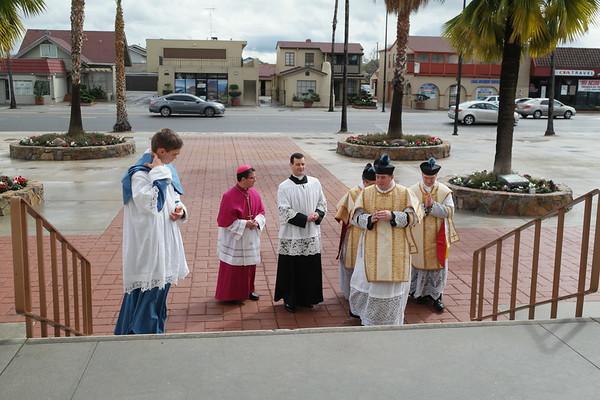 Bishop Cantu's Visit (March 2, 2019)