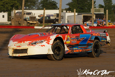 August 20, 2017 - Utica Rome - Pro Stocks - Bill McGaffin