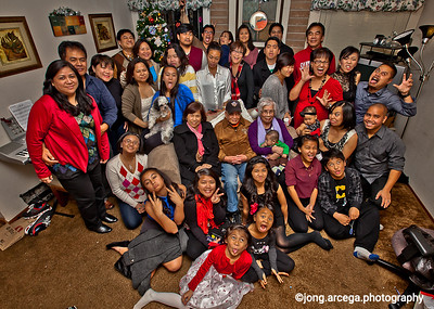 2012 Guevara's Christmas Celebration