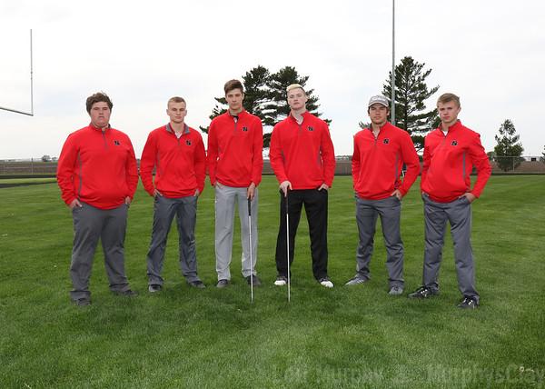 SN Boys Golf Team 2017