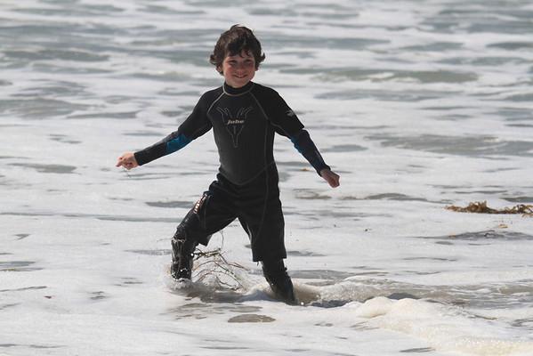 2014 04 05 Ethan Tyrrell - Ian - Ciana - San Diego Surfing Academy