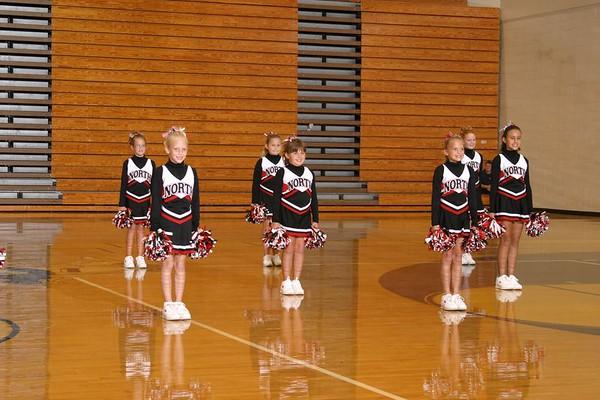North Gwinnett East(Cheer-off 4th grade 10-3-04)