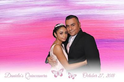 Daniela's Quinceanera