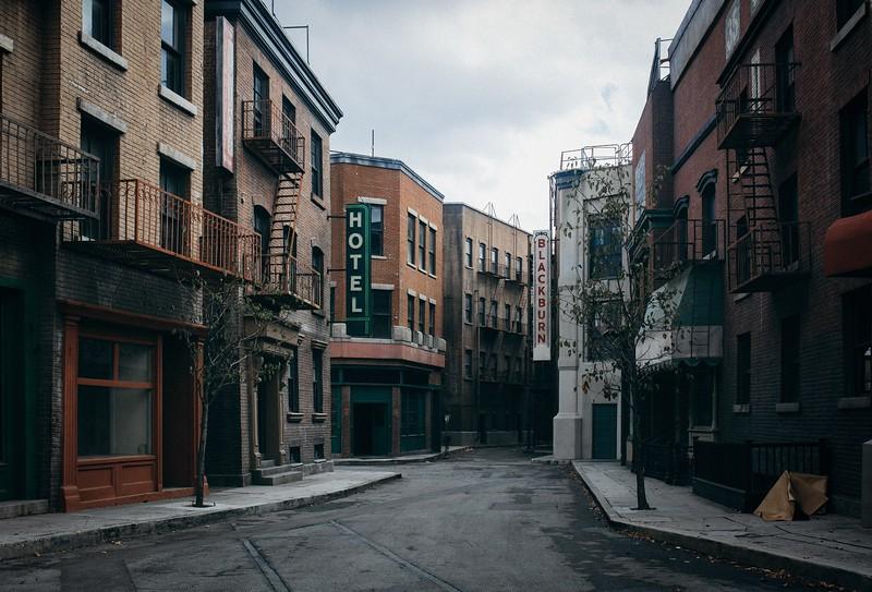 Warner Bros Studio Los Angeles