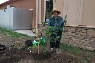Gardening Ministry -  July 2, 2013