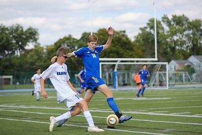 Boys Soccer vs Worthington Kilbourne