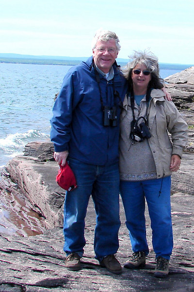 Rich and Pat Middleton, Travelers at Work