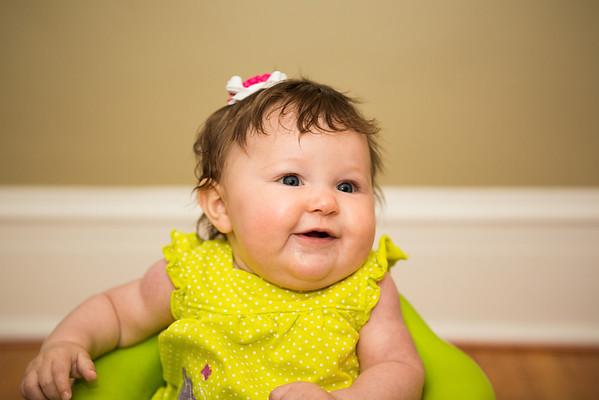Zoe 3 Months