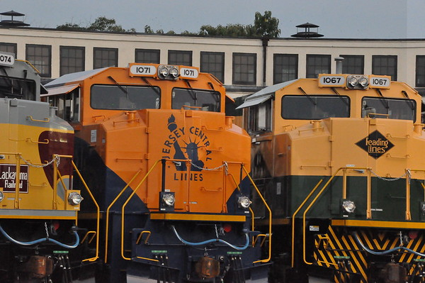 7-3-2012 The Trains of Norfolk Southern