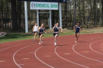 Men's and Women's 200 Meters - 2012 Northwood University T&F Invite