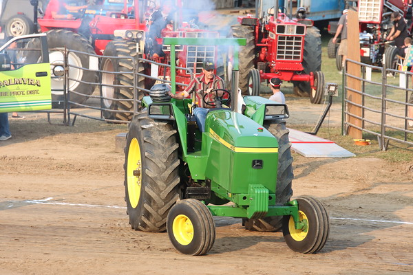 August 7: Palmyra Truck & Tractor Pull