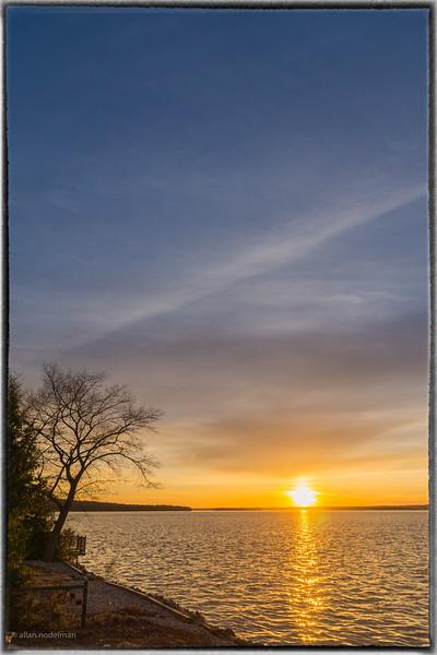 April 29th Sunset
