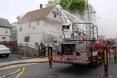 Everett, MA - 2nd Alarm, 73 Central Ave, 4-27-10