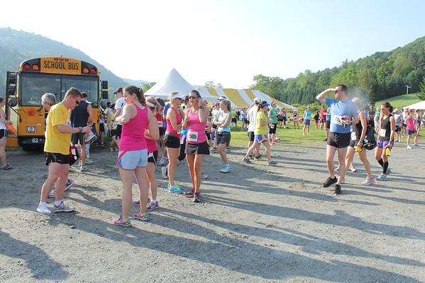 Covered Bridges Half Marathon, 2013